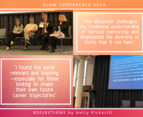 Reflections on Mentorship and Career Pathways from the 2019 GLOW Conference