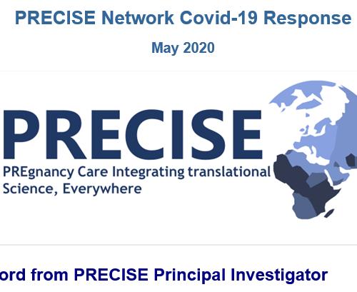 PRECISE Network Covid-19 Response